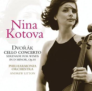 Dvorak Cello Concerto & Serenade