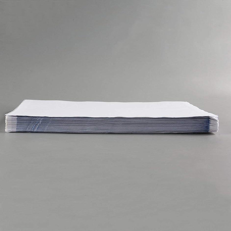 に対処するジャンピングジャックボールDeeploveUU 100ピースa4タトゥーステンシル転写紙タトゥー熱ステンシル転写熱ステンシルカーボン紙供給白+グリーンZY003