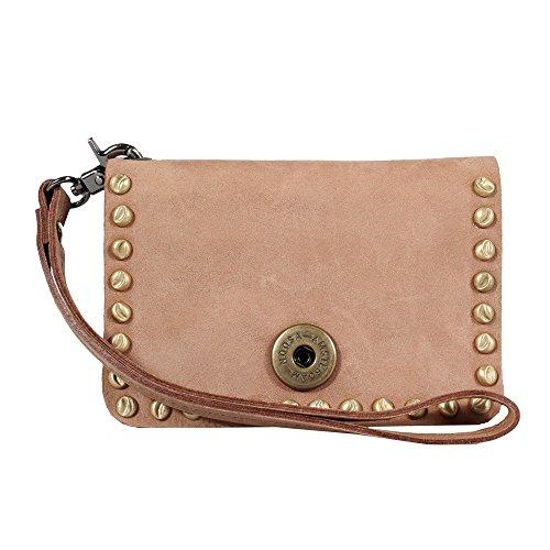 Noosa NIVKH small Flap Wallet Tan