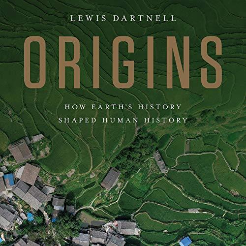 Origins audiobook cover art