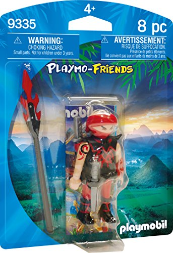 Playmobil 9335 - Ninja-Krieger Spiel