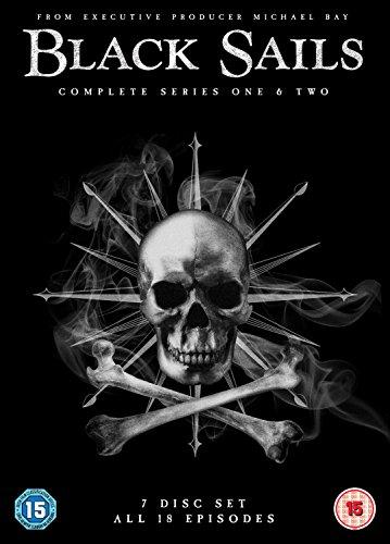 Black Sails: Complete Series 1 & 2 [7 DVDs] [UK Import]