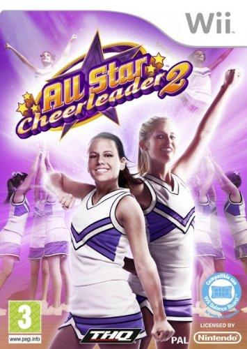 Jogo All Star Cheerleader 2 Wii
