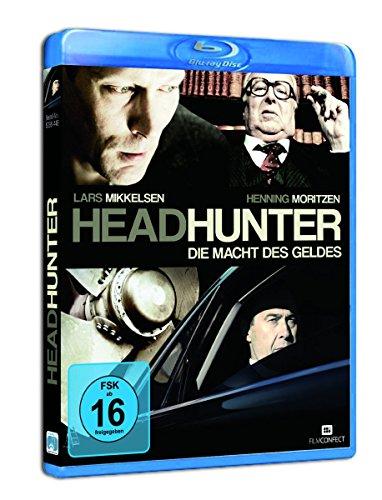 Headhunter - Die Macht des Geldes [Blu-ray]