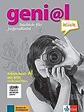 geni@l klick a1, libro de ejercicios + dvd-rom: Arbeitsbuch A1 mit DVD-Rom
