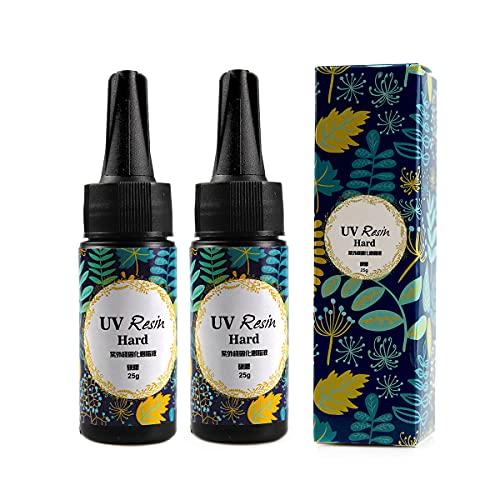 UV Resin UV Curing Hard Resin by Miraclekoo
