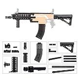 JGCWorker Mod Kit Set for Nerf N-Strike Elite Stryfe Upgrade Model Nerf Modulus Attachment (G-56)