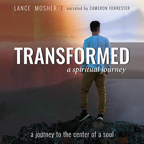 Transformed: A Spiritual Journey audiobook cover art