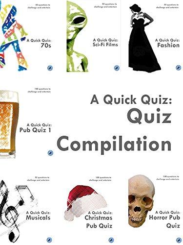 A Quick Quiz: Quiz Compilation (English Edition)