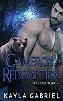Cameron's Redemption (Red Lodge Bears)