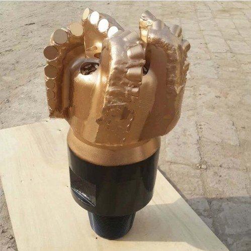 Gowe 1,6 cm 165 mm 5 Klingen Matrix Körper Öl Bohrer PDC Bohrer für Wasserbrunnen Bohren