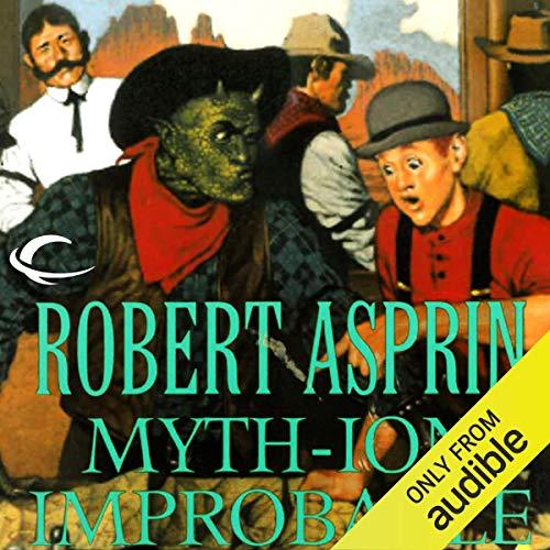 Myth-ion Improbable Titelbild
