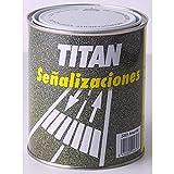 TITAN - Pintura Suelos Trafico Blanco Titan 750 Ml