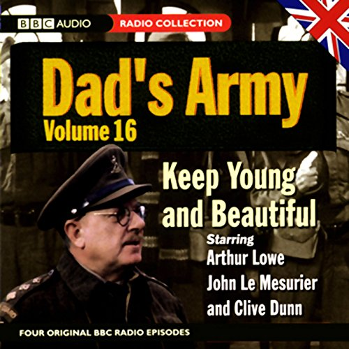 Dad's Army, Volume 16 cover art