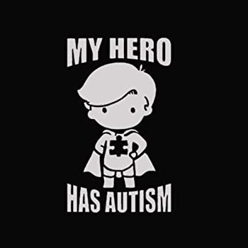 6 x 4.5 GI Autism Awareness Decal Sticker Vinyl Premium Quality Cars Walls Laptops Support People with Autism