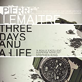 Three Days and a Life cover art