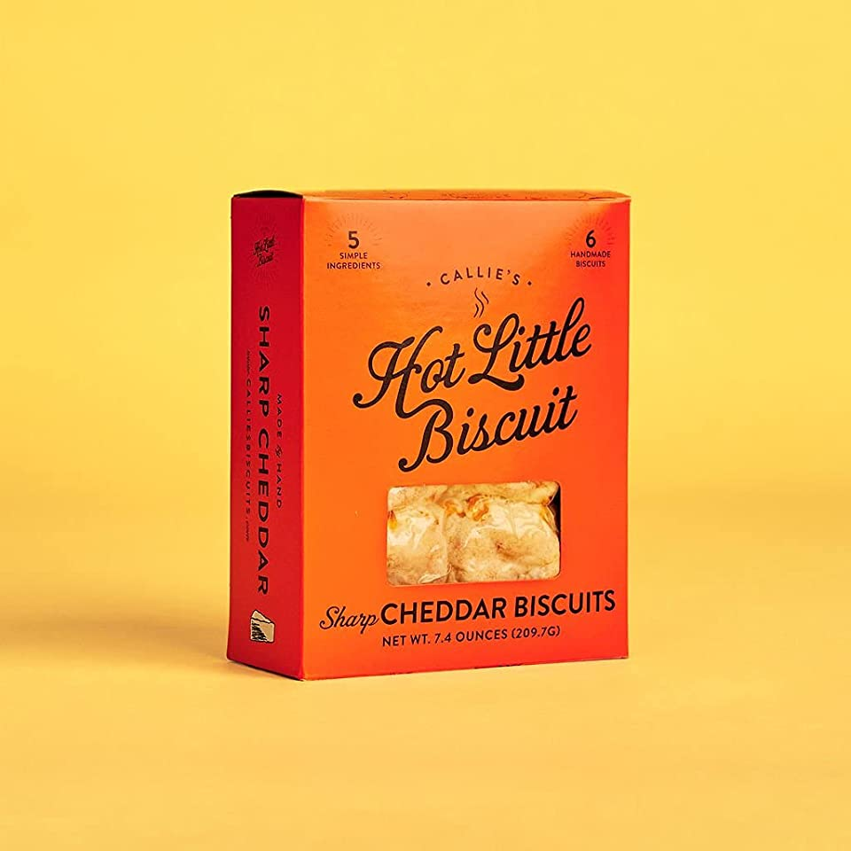 Sharp Cheddar Biscuits