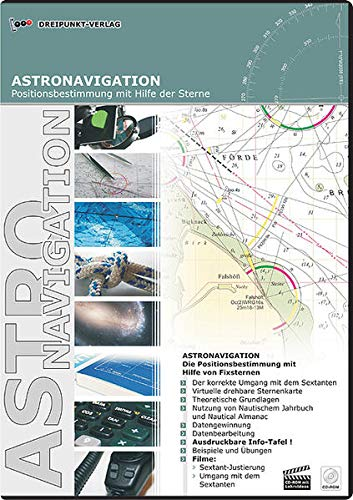 Dreipunkt Verlag Astronavigation Bild