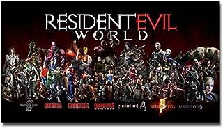 Best resident evil game poster Reviews