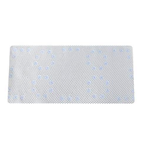 Jadpes antislip pvc-badmat, milieuvriendelijke antislip veiligheidsbadmat voor oudere kinderen