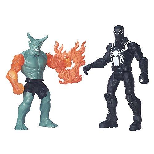 Ultimate Spider-Man vs. Los Seis siniestros: Agente Venom vs Goblin Verde