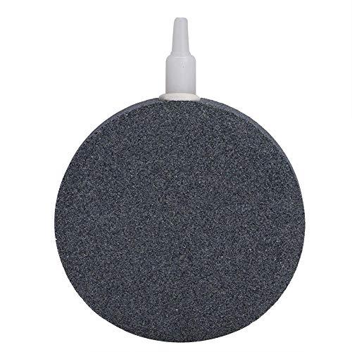 Cosiki Aireador de Piedra, Piedra de Burbuja de aireador de Piedra, hidropónico para Acuario(6cm in Diameter)