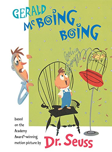 Price comparison product image Gerald McBoing Boing (Classic Seuss)