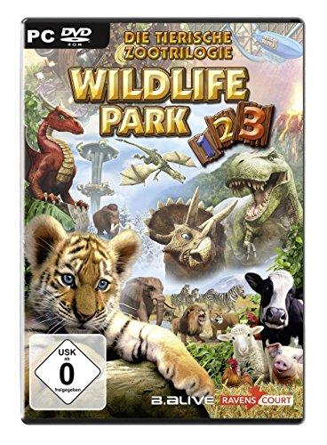 Wildlife Park - Die tierische Zootrilogie [PC]