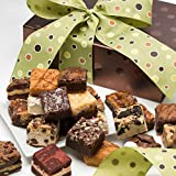 Brownie Points Chocolate Gift Basket – Baby Brownies, Gourmet, Baked to Perfection, Assorted...