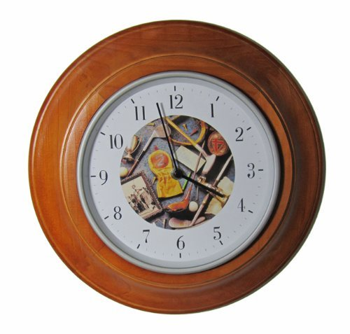 Clubhouse Collection Golf Gifts and Gallery Design Quartz Clock