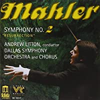 Mahler: Symphony No. 2, C Minor Resurrection / Litton, Murphy, Lang (1999-01-26)
