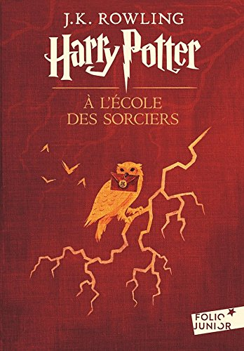 Harry Potter, Tome 1 : Harry Potter a l'ecole des sorciers (French edition of Harry Potter and the Philosopher's Stone)