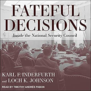 Fateful Decisions cover art