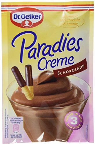 Dr. Oetker Paradies Creme Schokolade, 11er Pack (11 x 74 g)