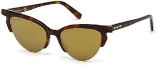 Dsquared2 Women's DQ0298 Sunglasses Brown