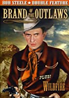 Bob Steele Double Feature: Brand of Outlaws / Wild [DVD] [Import]