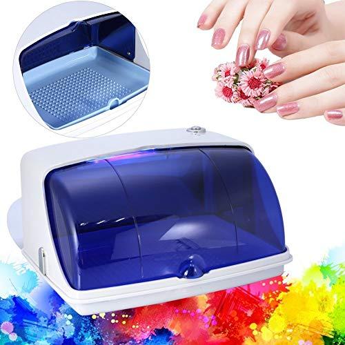 Esterilización UV Máquina desinfectante profesional para el estudio del clavo del salón de la peluquería