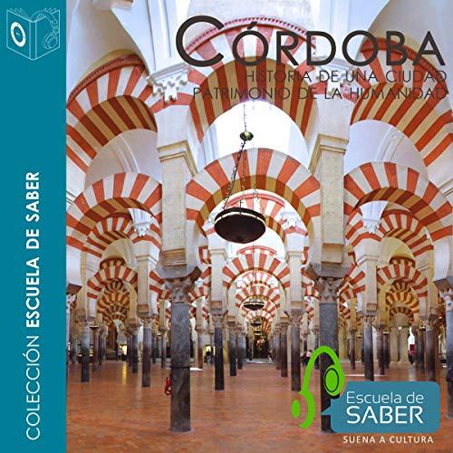 Córdoba [Cordova] audiobook cover art
