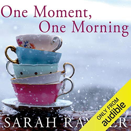 One Moment, One Morning audiobook cover art