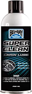 Best bel ray superclean chain lube Reviews