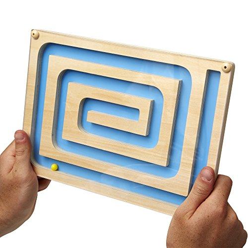 Laberinto Espiral: Juegos y recursos especializados para la demencia y el Alzheimer de Active Minds