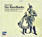 Franz Lehar: Der Rastelbinder (Operette) (Gesamtaufnahme) (2 CD)