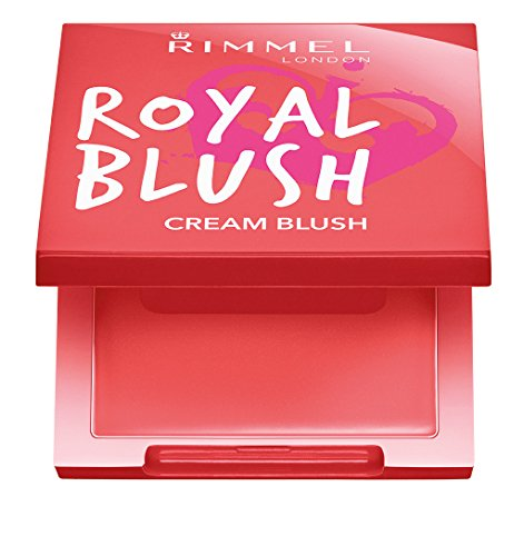 Rimmel London Royal Blush Rouge 3.5g - 003 Coral Queen
