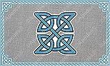 Celtic símbolo religioso ordenador coche adhesivo 3x 5pulgadas