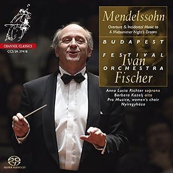 "Mendelssohn: Overture & Incidental music to ""A Midsummer Night's Dream"""