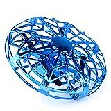 Uyuke Drones Auto-Volants pour Enfants Flying Toys Quadcopter avec évitement d'obstacles Rotation à 360 ° Mini Drone contrôlé...