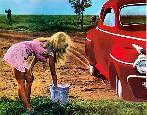 Posterazzi EVCMMDCOHAEC004 Cool Hand Luke, Joy Harmon, 1967 Photo Print, 8 x 10, Multi