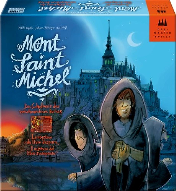 Drei Magier Spiele 40820 - Geheim, von Mont Saint Michel B000FQW12O Erste Gruppe von Kunden  | Verschiedene