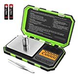 (New Version) AMIR Professional Digital Mini Scale, 20g-0.001g Pocket Scale, Electronic Smart Scale
