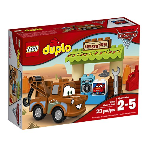 LEGO Duplo 10856 Cars Maters Schuppen